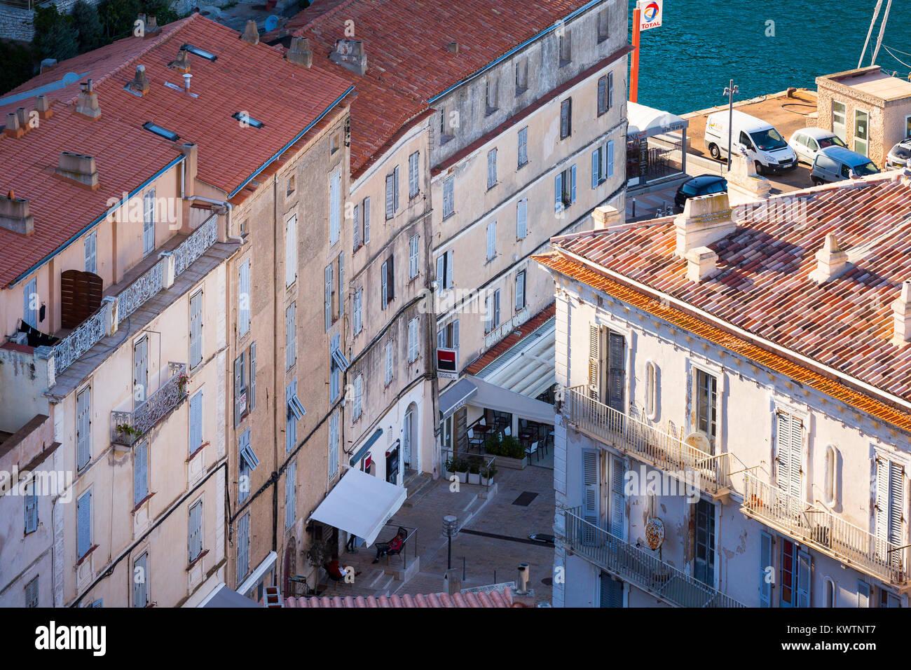 Bonifacio, Corsica, France - Stock Image