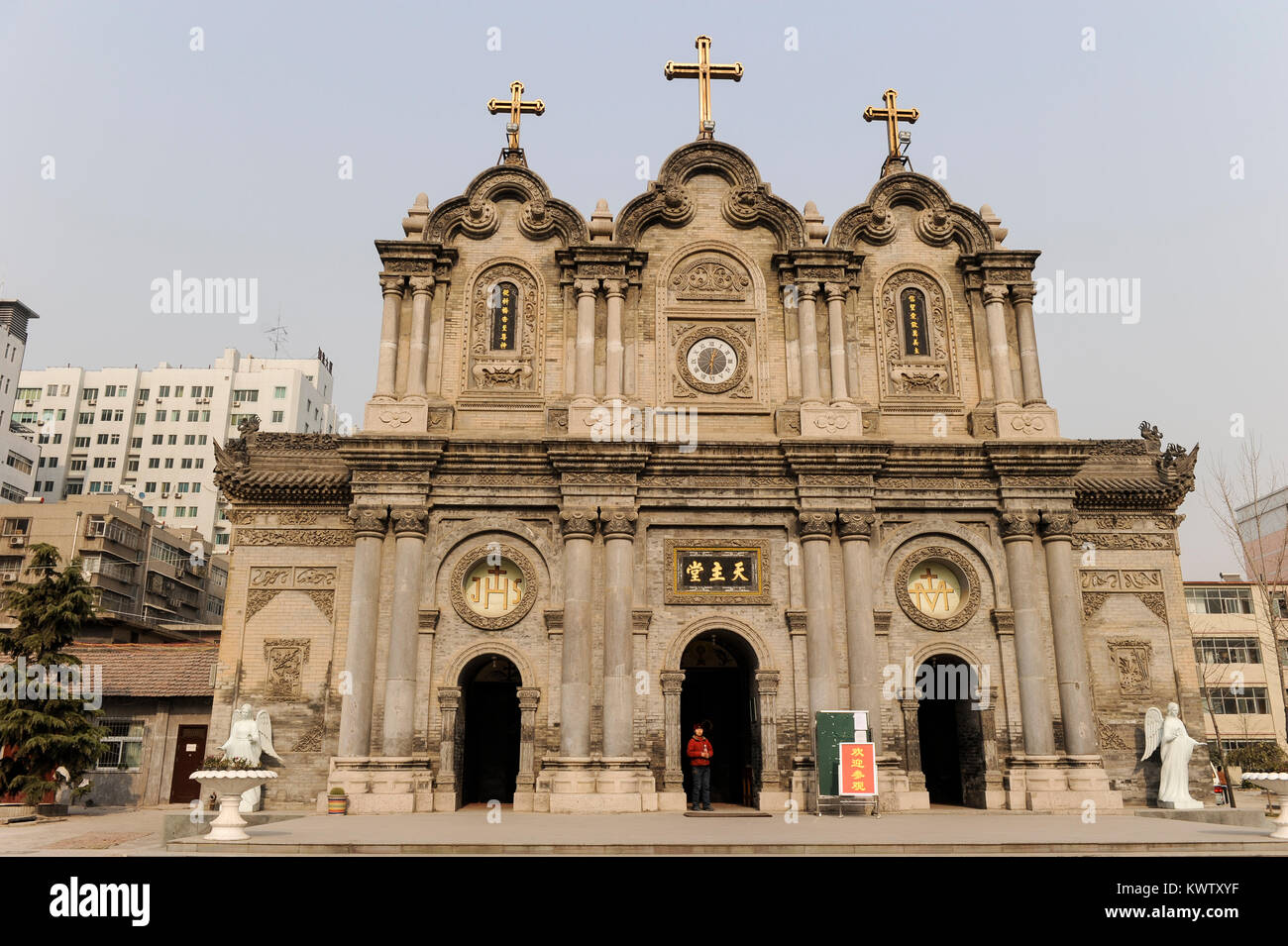 Missionary To China Stock Photos & Missionary To China Stock Images