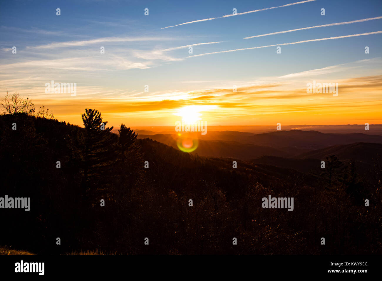 Sunrise - Stock Image