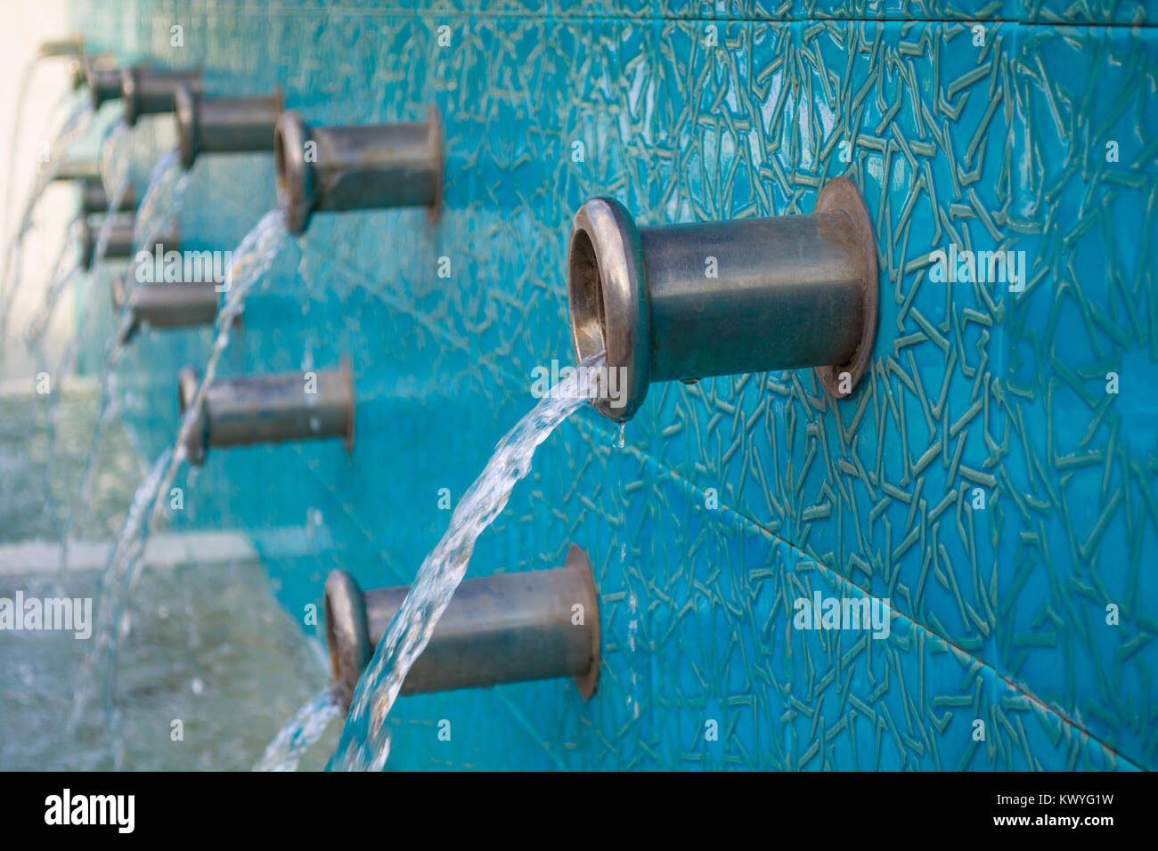 Vintage Outdoor Water Faucet Stock Photos & Vintage Outdoor Water ...