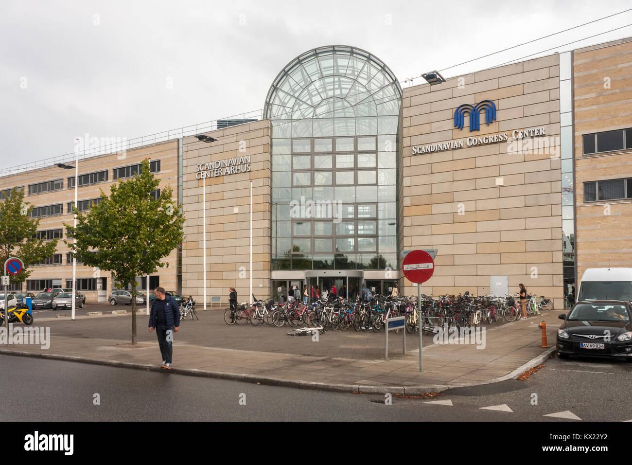 Scandinavian Congress Center Midtbyen Aarhus Denmark Europe