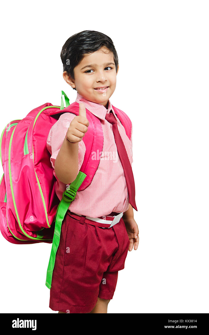 Child Thumbs Up Side Stock Photos & Child Thumbs Up Side