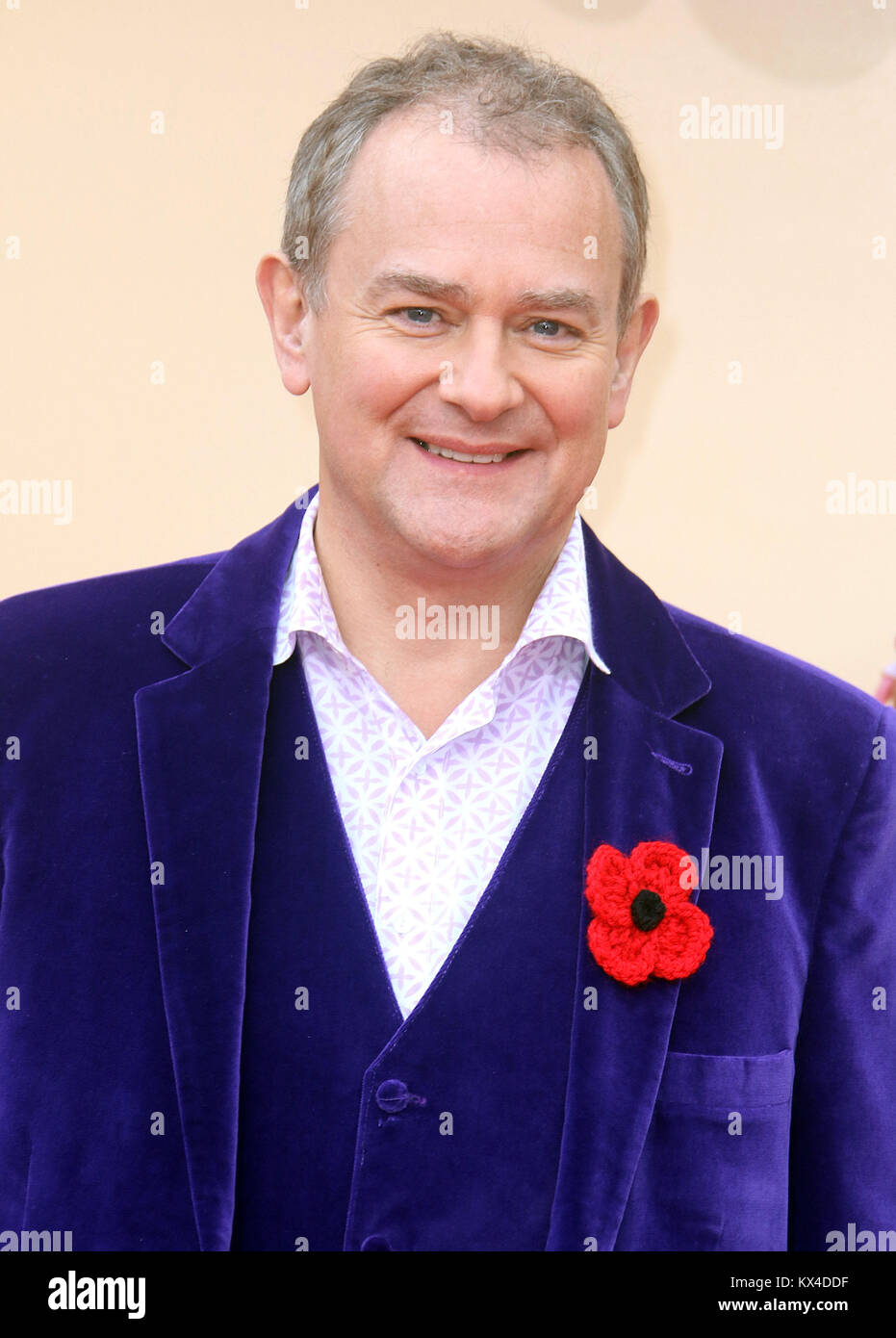Nov 05, 2017 - Hugh Bonneville attending 'Paddington 2' World Premiere, BFI Southbank in London, England, - Stock Image