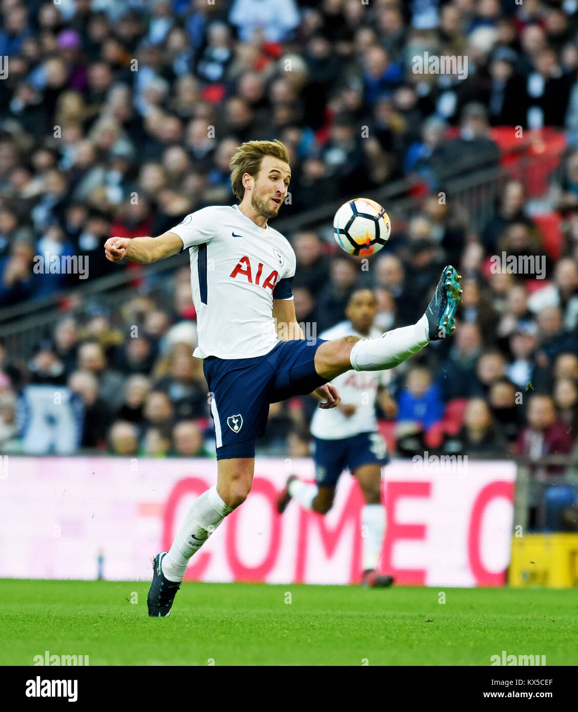 Tottenham: Harry Kane Stock Photos & Harry Kane Stock Images