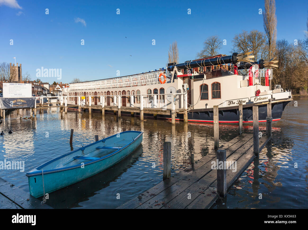 Henley on Thames, Stock Photo