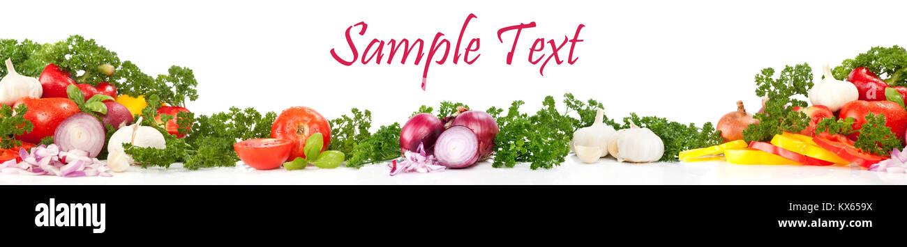 56622c2b254 border design of fresh vegetables