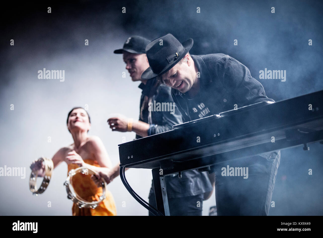 The Danish DJ, producer and hit-maker Anders Trentemøller performs a