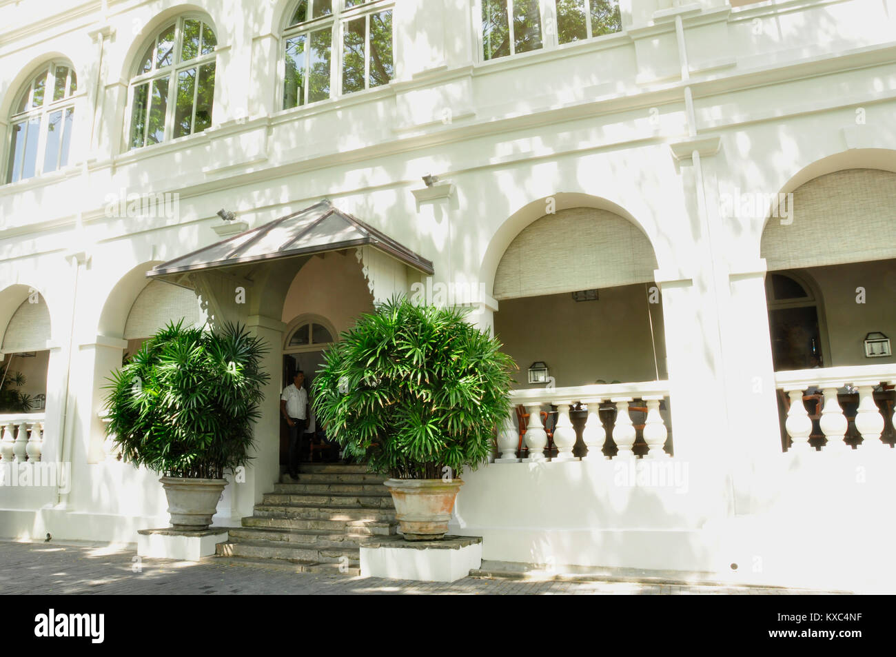 Architectural Designs From The Past Era Of Dutch Colonial Rule Sri