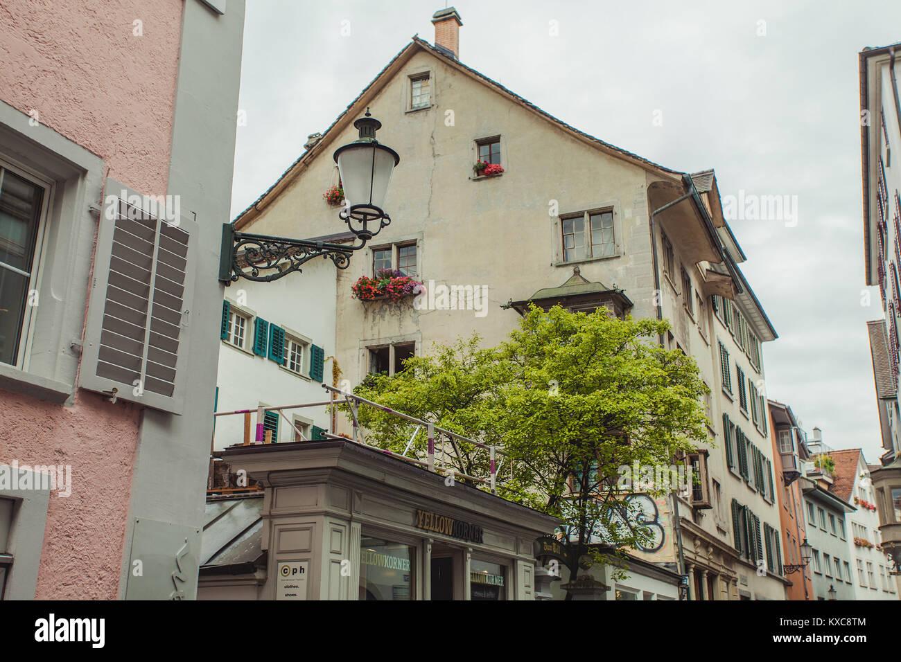 Zürich, Switzerland - Stock Image