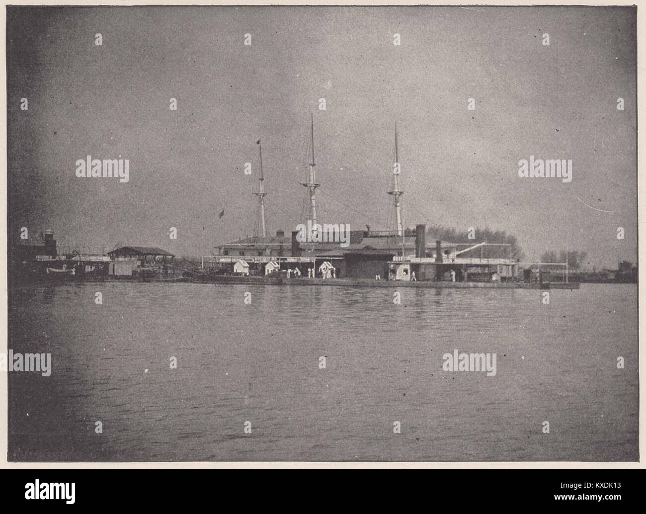 at league island navy yard the vessels shown in the picture are