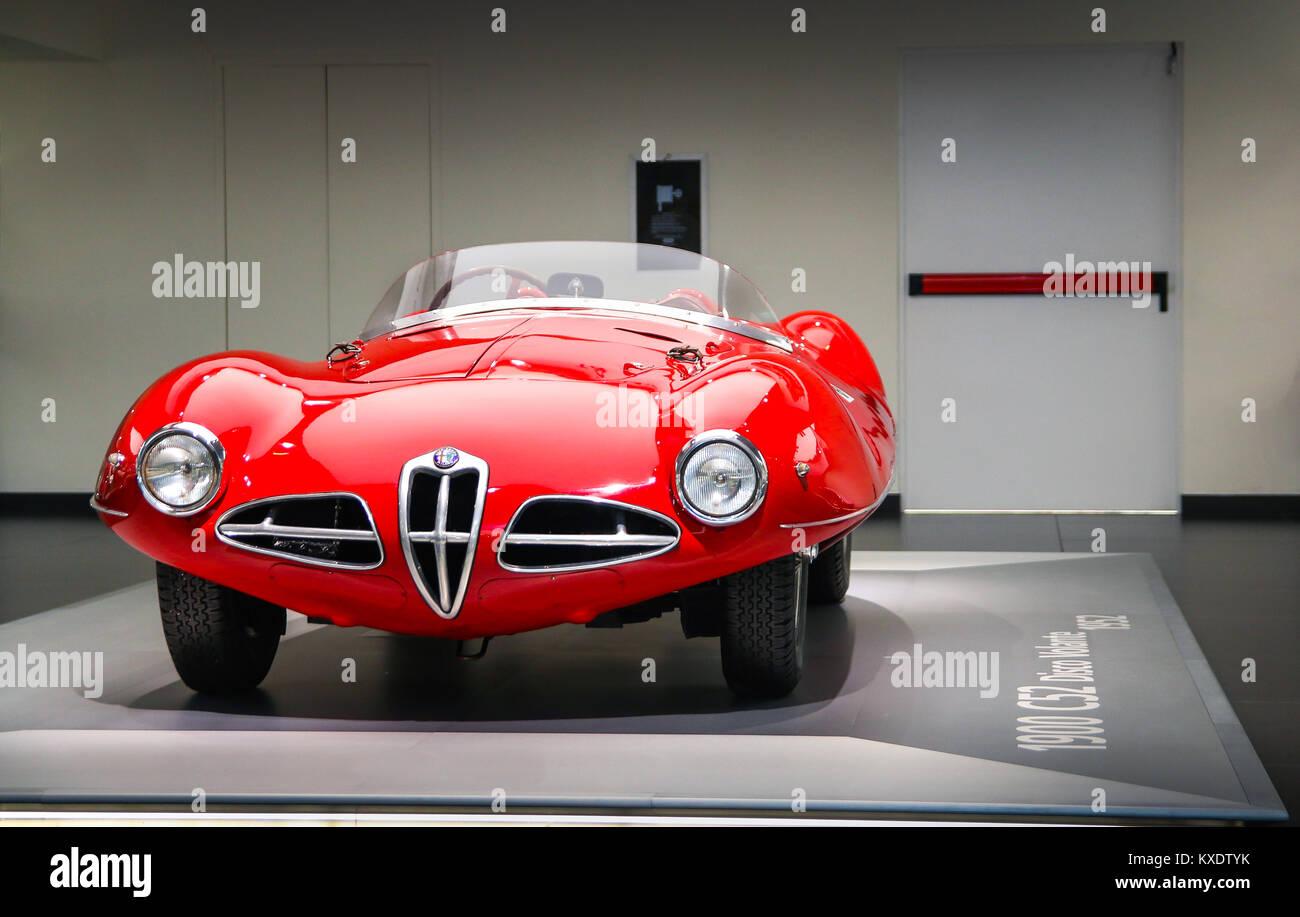 disco volante stock photos disco volante stock images alamy rh alamy com 1965 Alfa Romeo 1942 Alfa Romeo 6C 2500