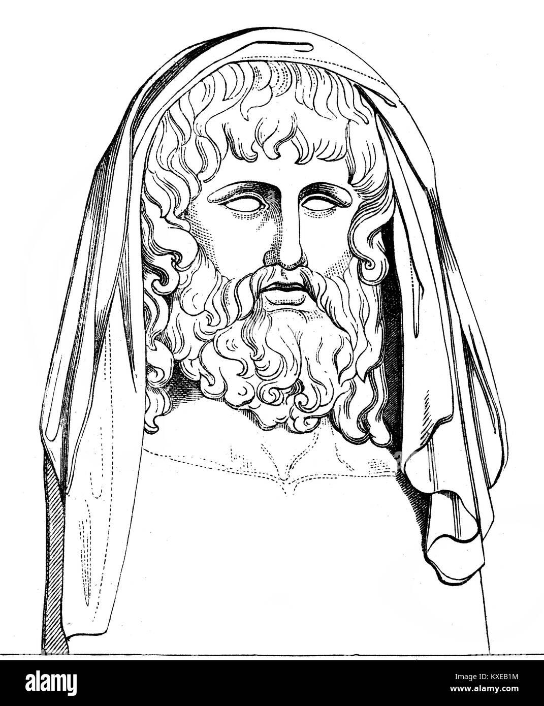 Mythology titan stock photos mythology titan stock images alamy cronus cronos or kronos greek mythology stock image buycottarizona Images