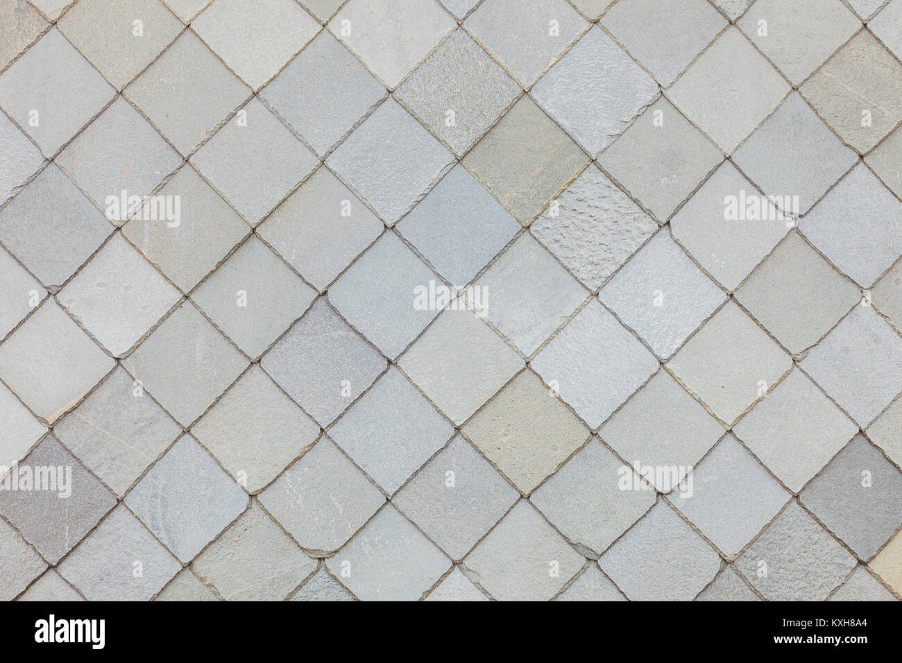 Brown Stone Tiles Roof Texture Architecture Background Seamless
