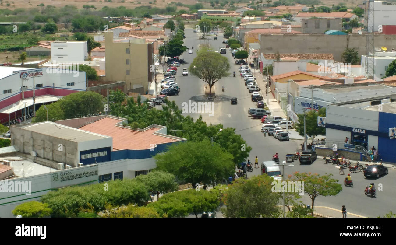 Pau dos Ferros Rio Grande do Norte fonte: c8.alamy.com