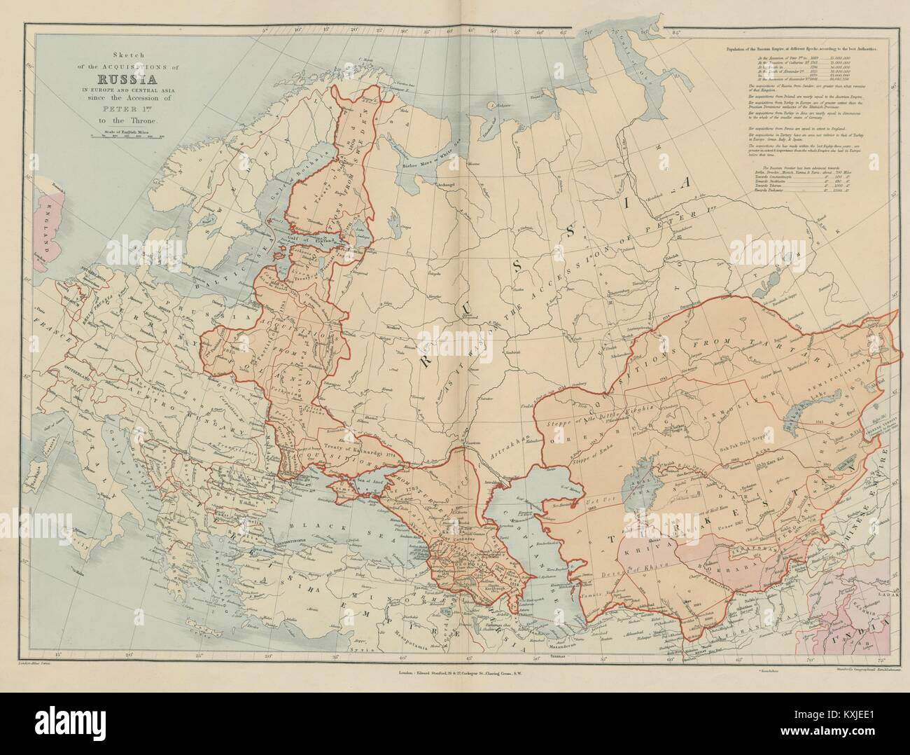 Russia And Asia Map Quiz Russia Central