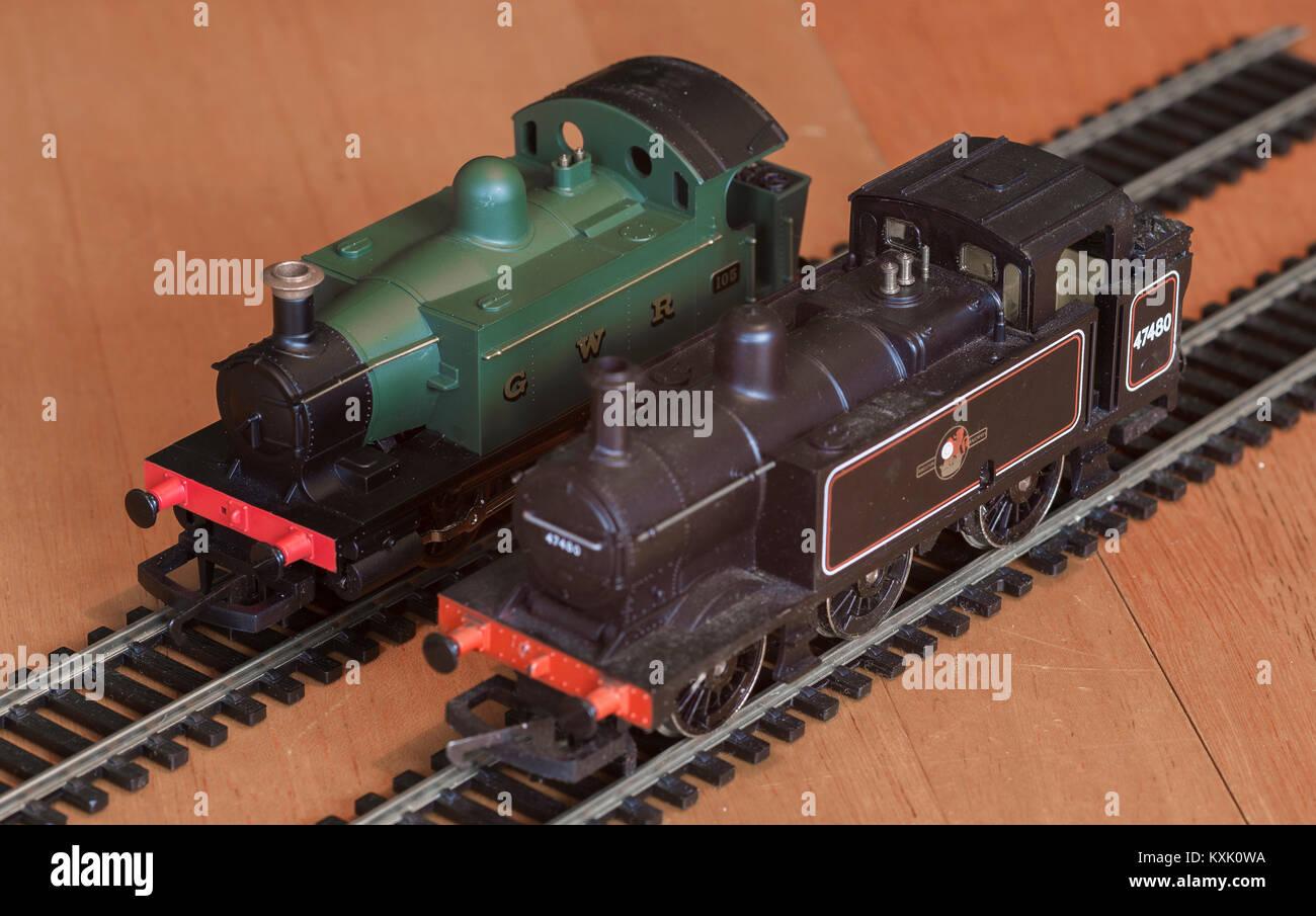 Model Railways Stock Photos & Model Railways Stock Images