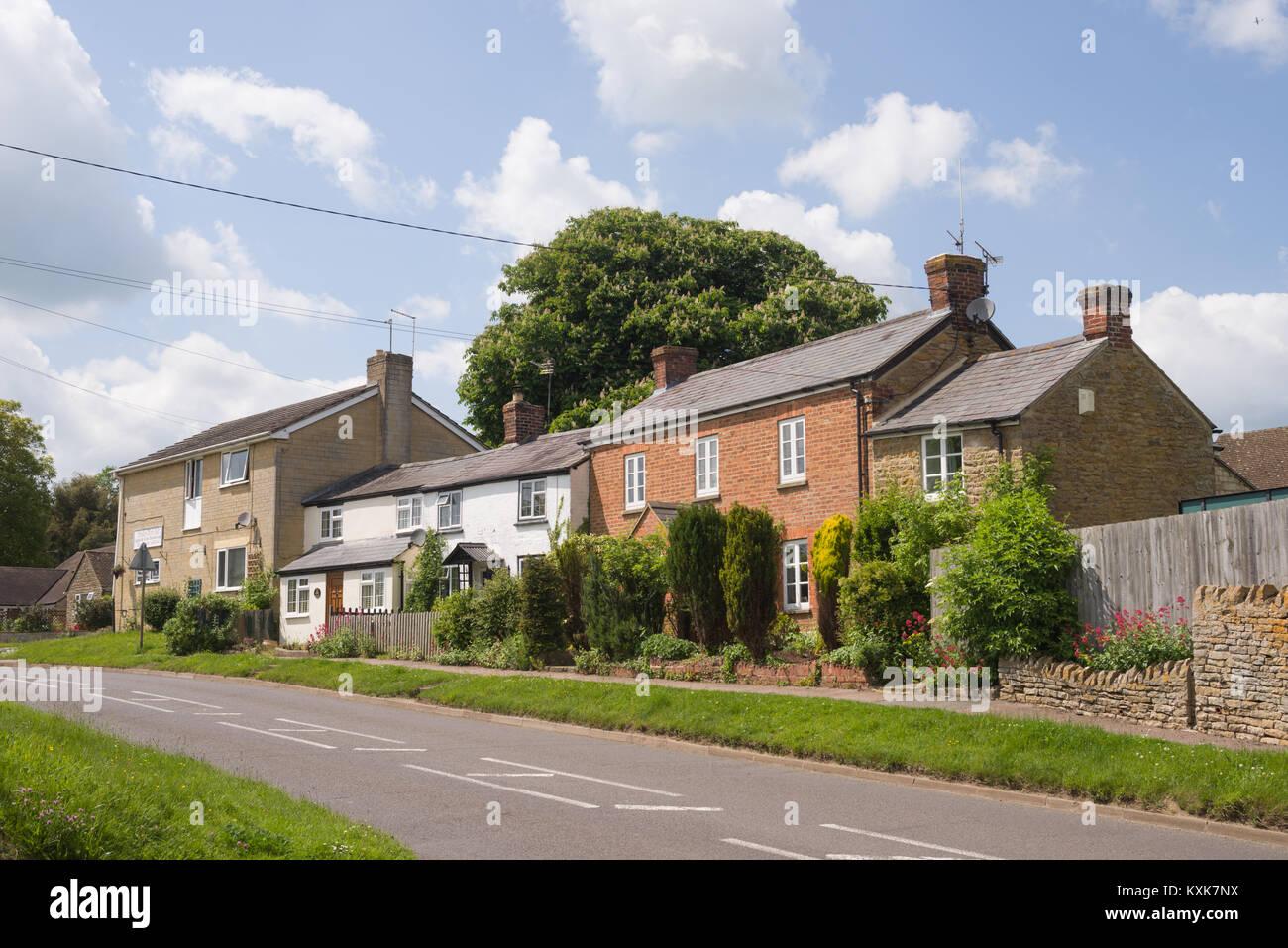 Oxfordshire Village Limericks