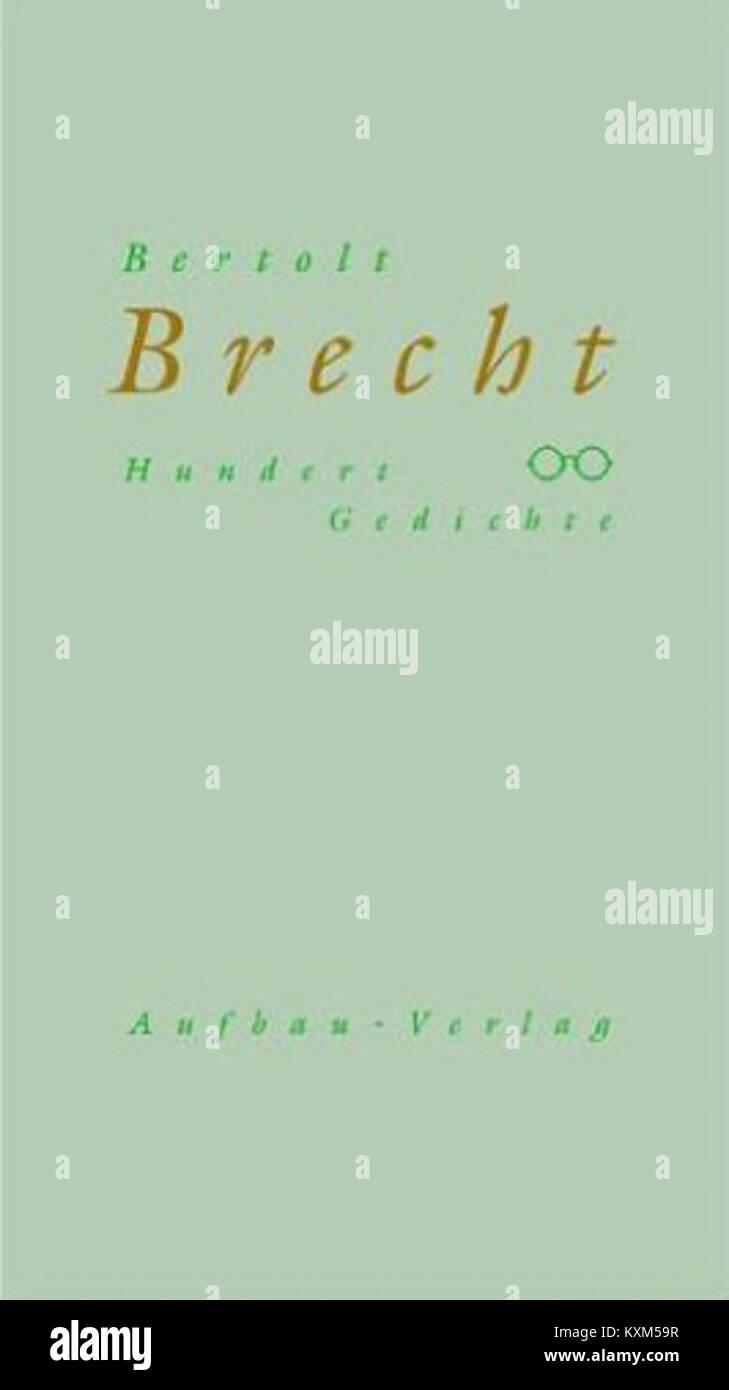 Bertolt Brecht Stock Photos Bertolt Brecht Stock Images