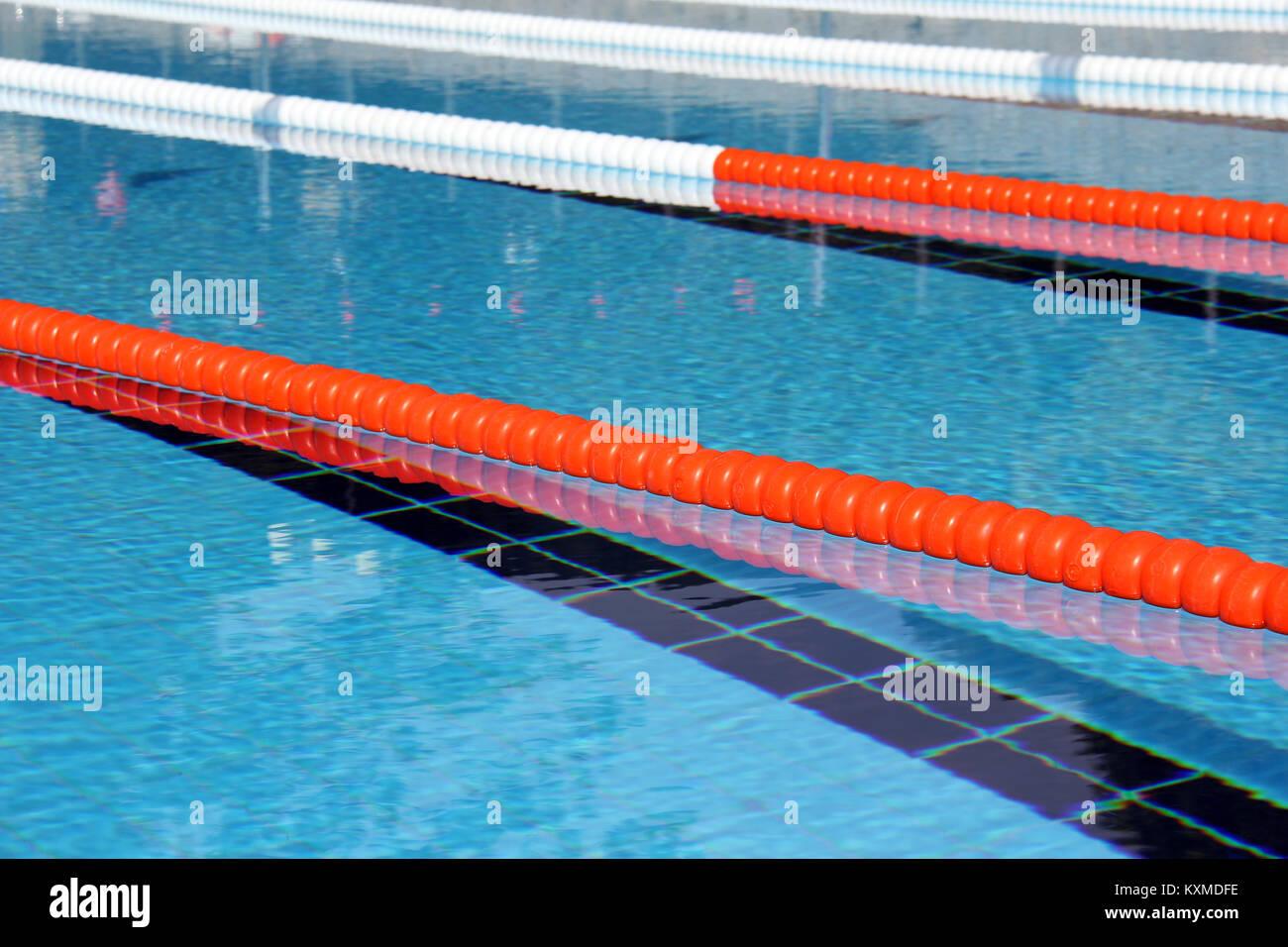 Swimming Lane Rope Stock Photos Amp Swimming Lane Rope Stock
