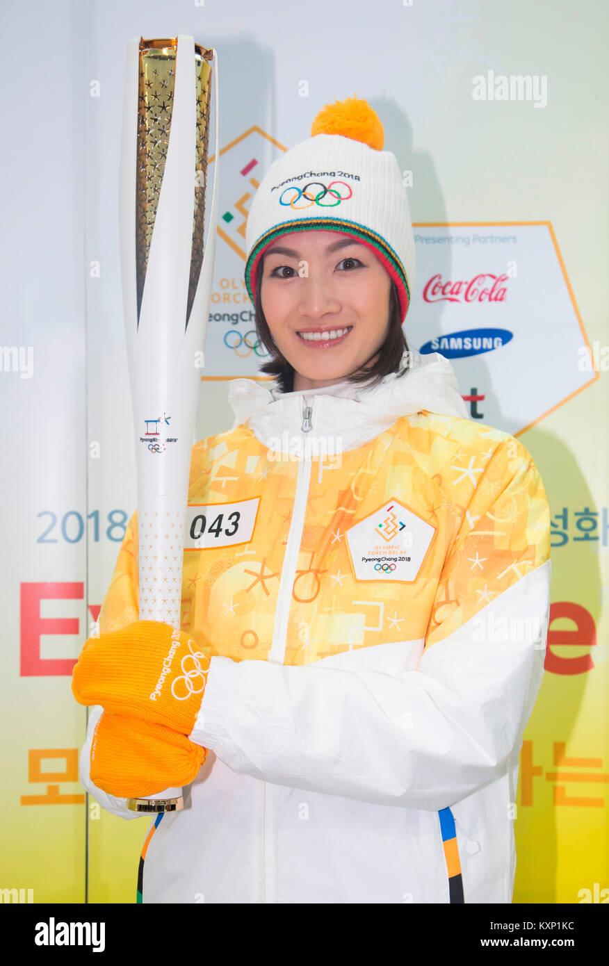 Incheon South Korea 12th January 2017 Shizuka Arakawa Jan 12