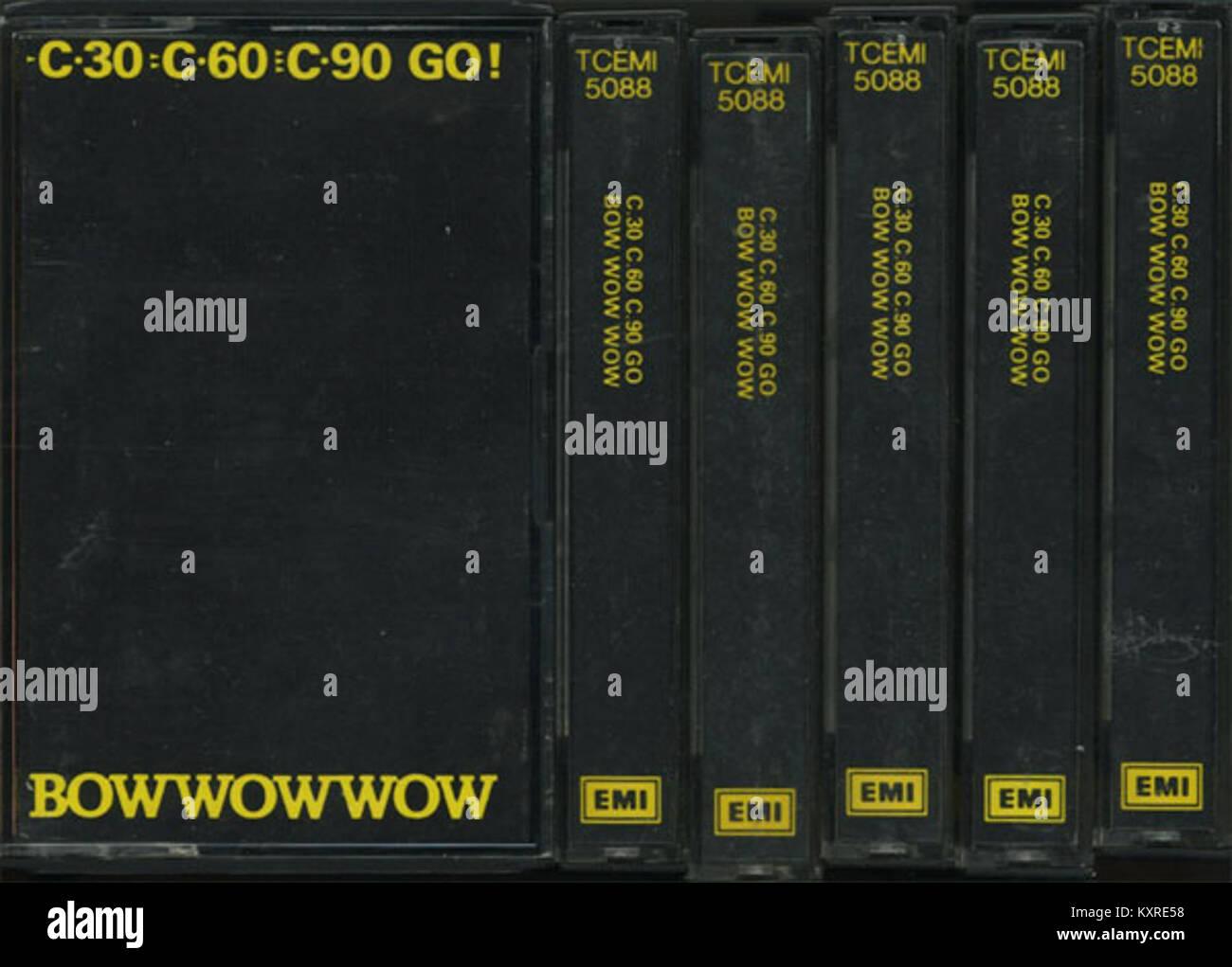 C·30 C·60 C·90 Go - Stock Image