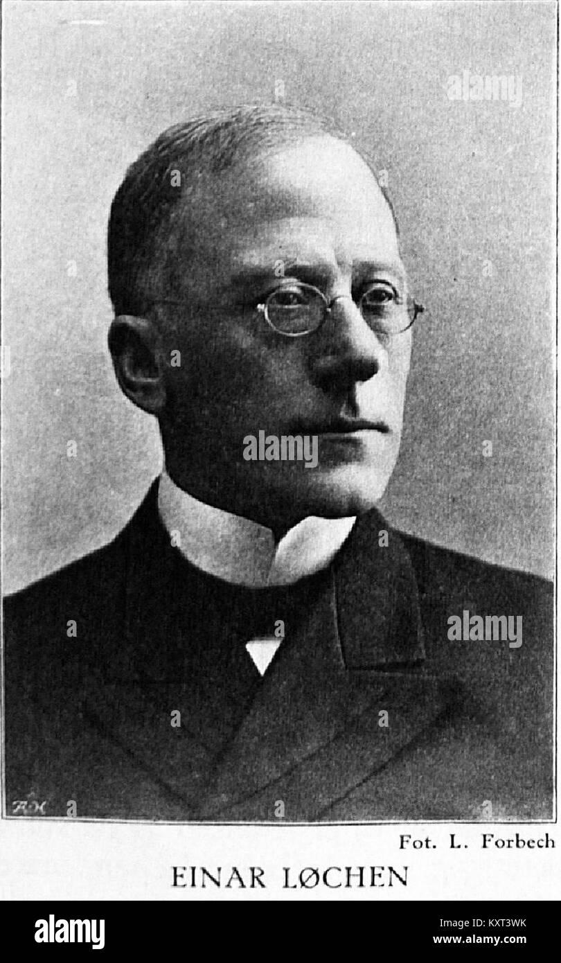 Einar Løchen - Stock Image