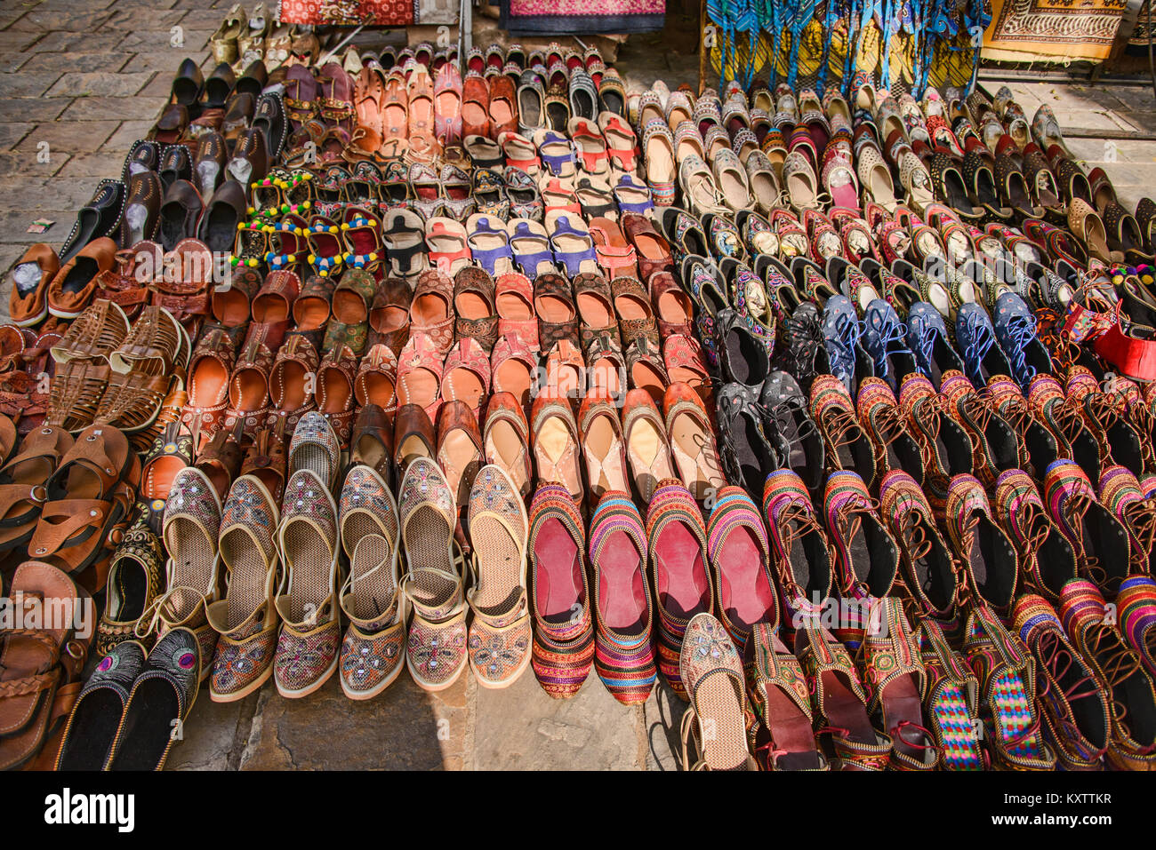 78d98bff4399 Rajasthani Shoes Stock Photos   Rajasthani Shoes Stock Images - Alamy