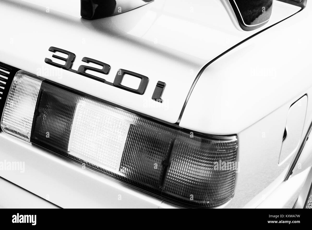 German Sports Car - Stock Image