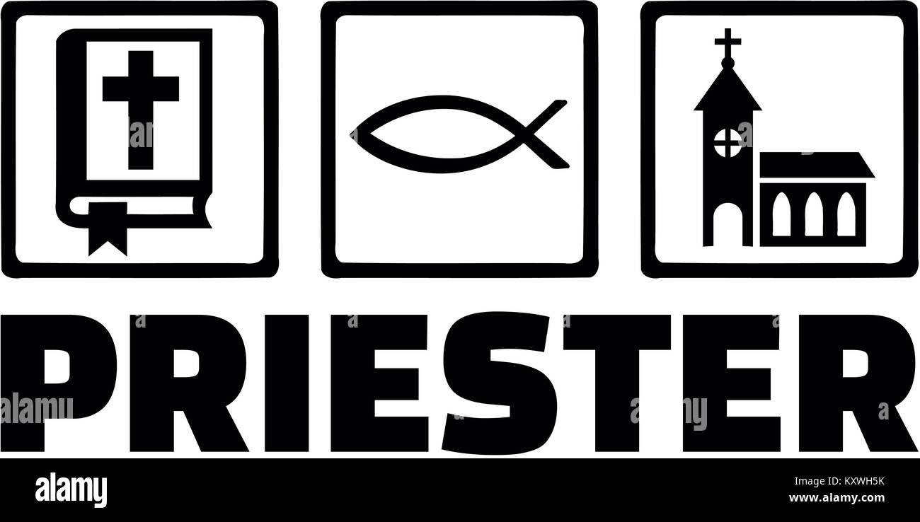 Christian Fish Symbol Black And White Stock Photos Images Alamy