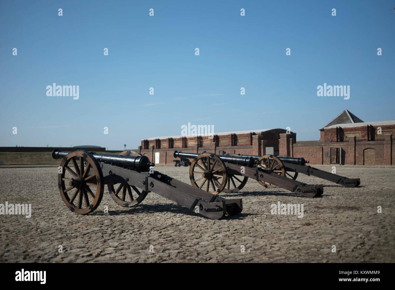 Tilbury Fort - Stock Image