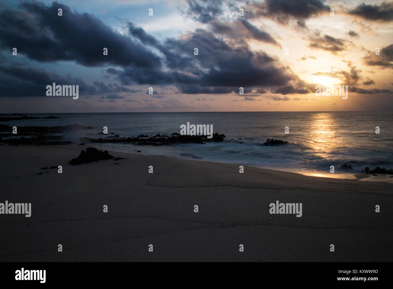 Ascension Island - Stock Image