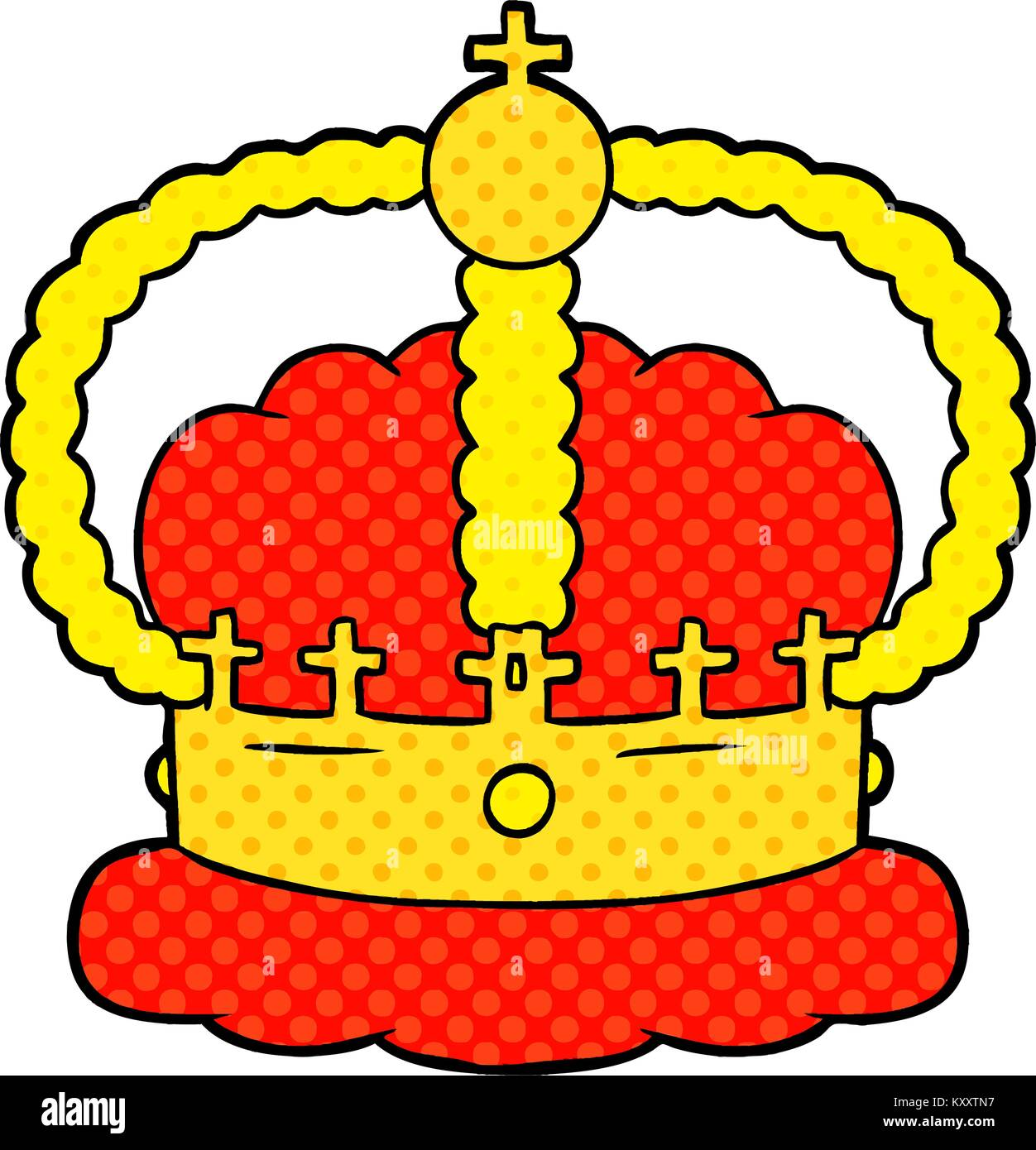 Cartoon Royal Crown High Resolution Stock Photography And Images Alamy Golden emperor prince queen royal crowns diamond coronation gold antique tiara crowning imperial corona jewels isolated illustration set. https www alamy com stock photo cartoon crown 171464531 html
