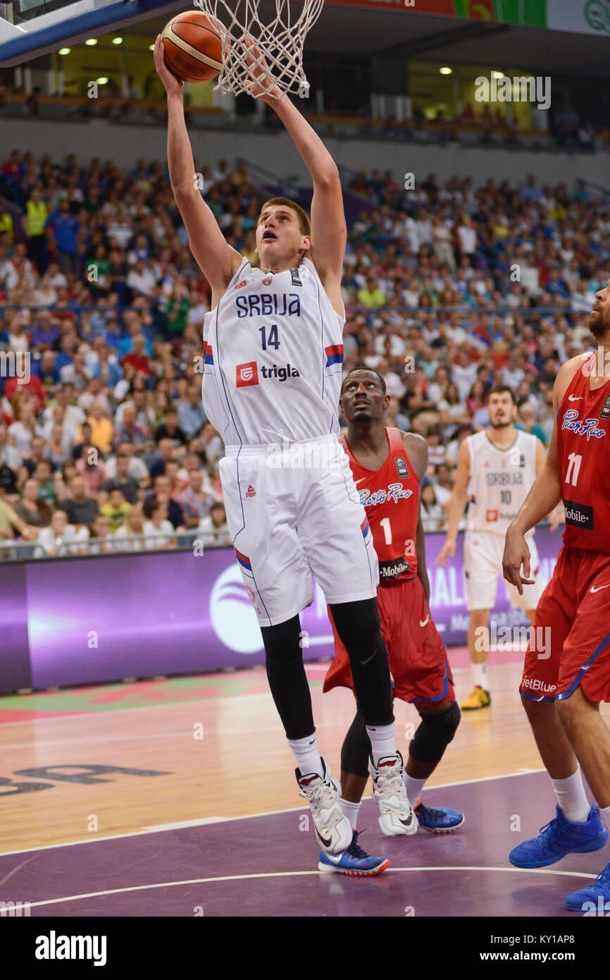 Nikola Jokic Serbia Basketball National Team Scores