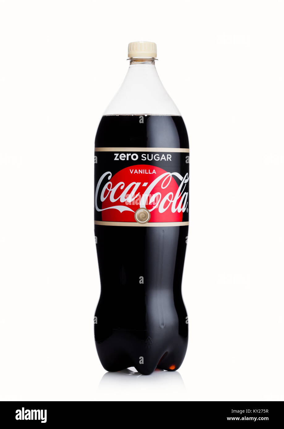 coca cola zero cut out stock images pictures alamy. Black Bedroom Furniture Sets. Home Design Ideas