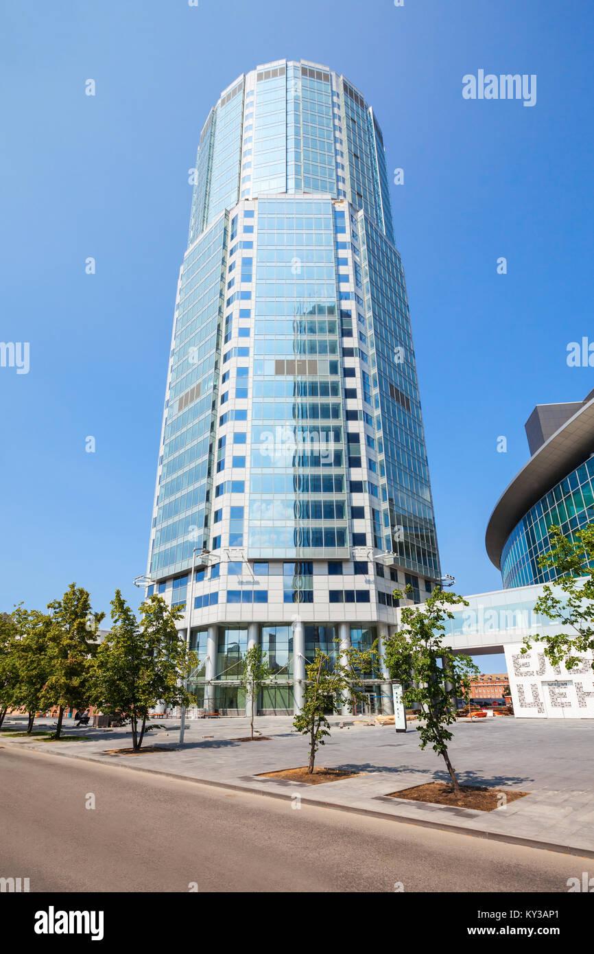 New buildings in Yekaterinburg, 2018-2019 40