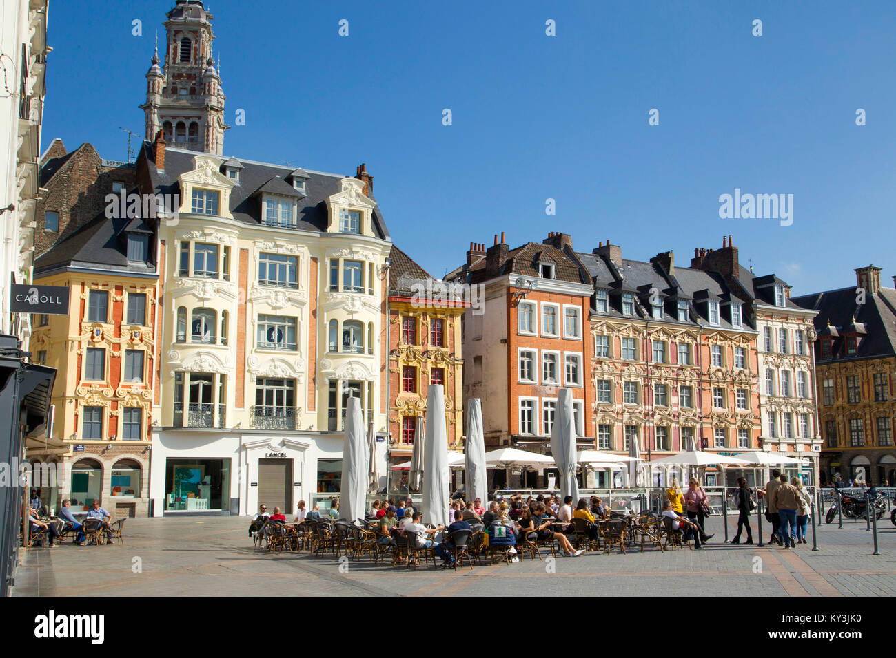 ceafce4da47a Old House Lille Stock Photos   Old House Lille Stock Images - Alamy