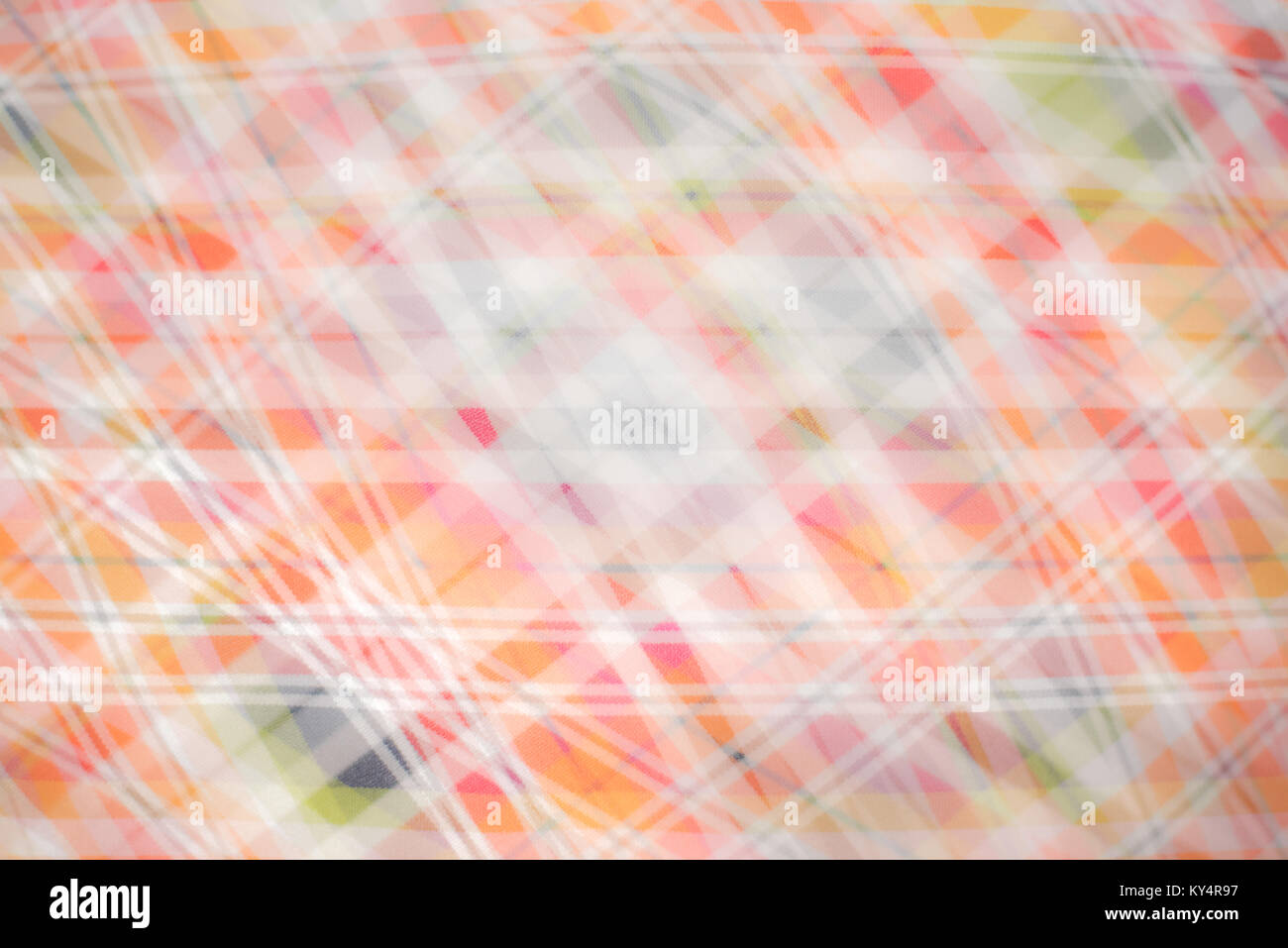 Blurred Colorful Stripes Backdrop Stock Photo