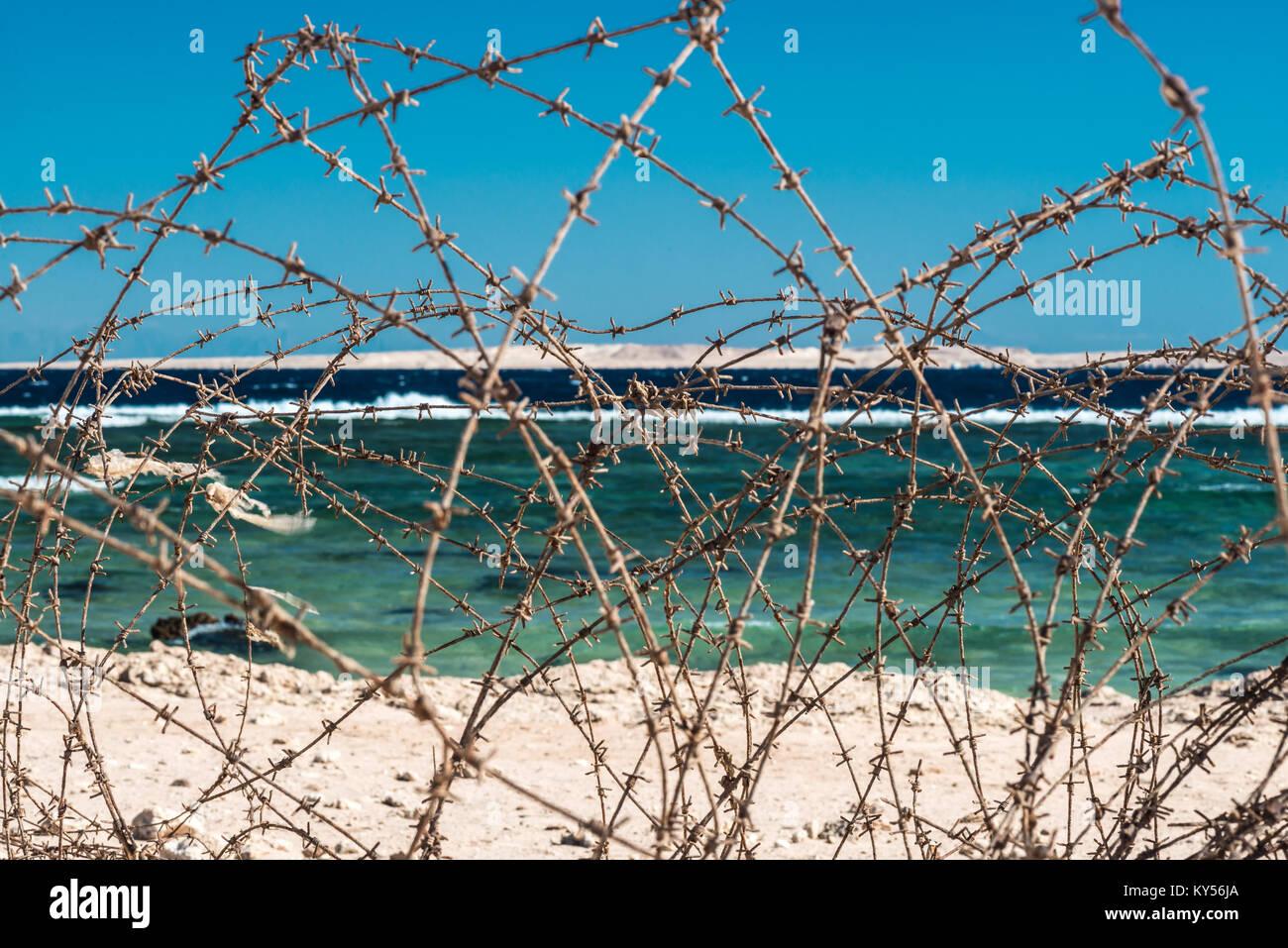 Sea Wire Fence - WIRE Center •