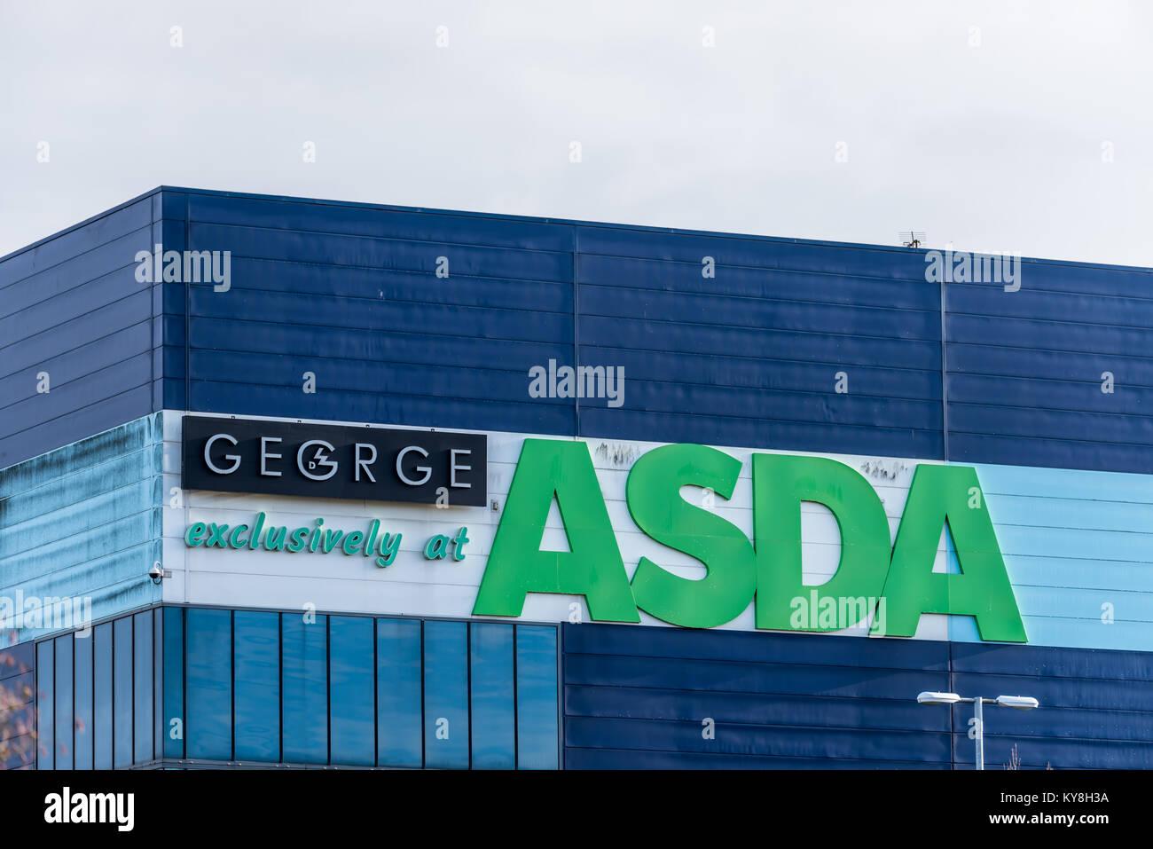Modern Asda Stock Photos & Modern Asda Stock Images - Alamy