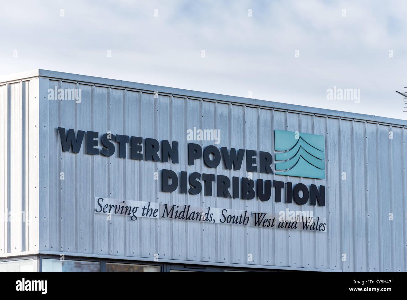 Western Power Distribution Stock Photos & Western Power