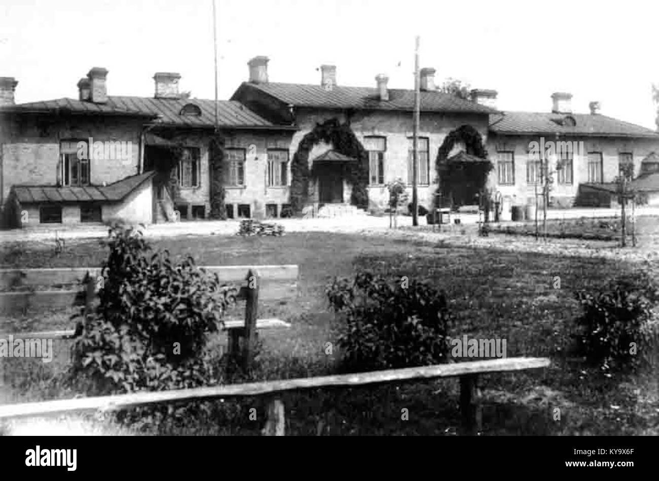 Vaŭkavysk, Vola. Ваўкавыск, Воля (1930) - Stock Image