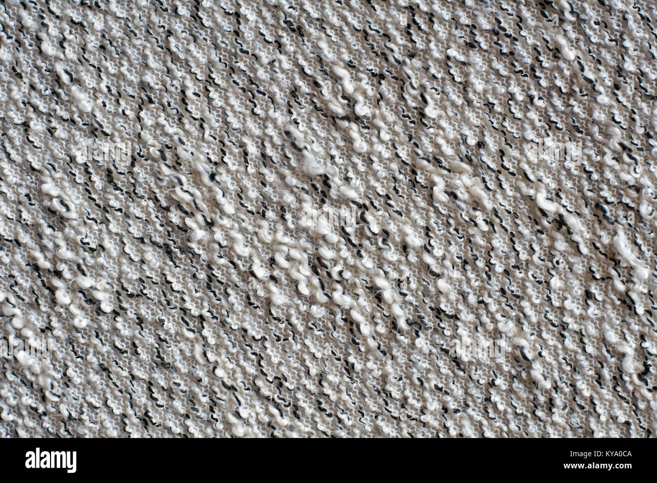 07360cdff0b Heather grey knitted fabric made of synthetic yarn. Diagonal direction  stitch. Textured background