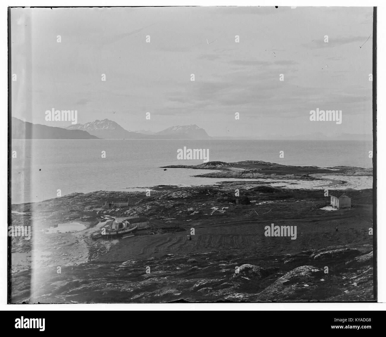 Panorama IV, Stangnæs, Tromsø amt - fo30141511260016 Stock