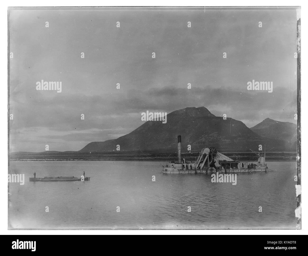 Suggen, Risøsund, Nordlands amt - fo30141512100016 - Stock Image