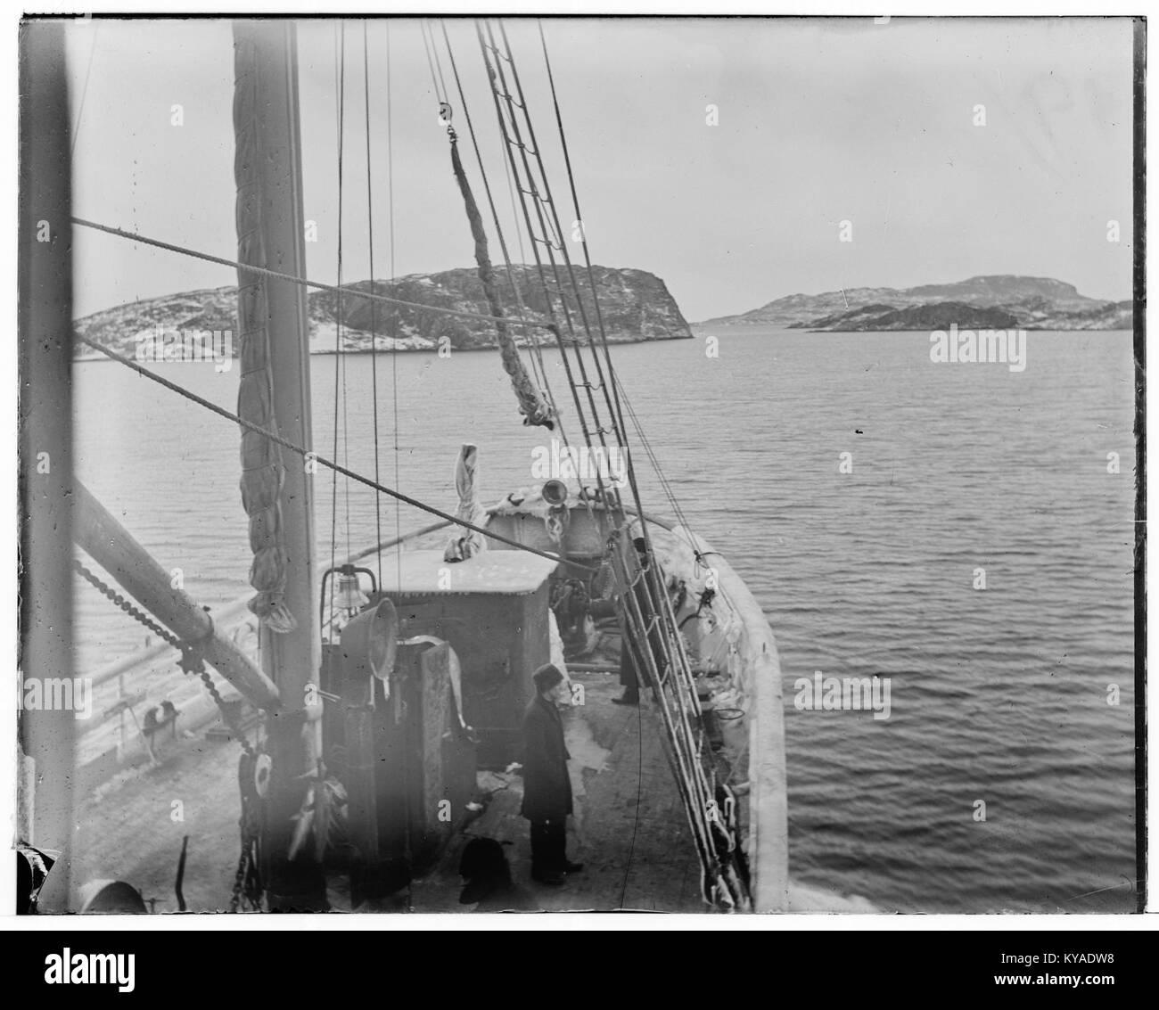 Stoksund, Sør Trondhjems amt - fo30141512150008 - Stock Image