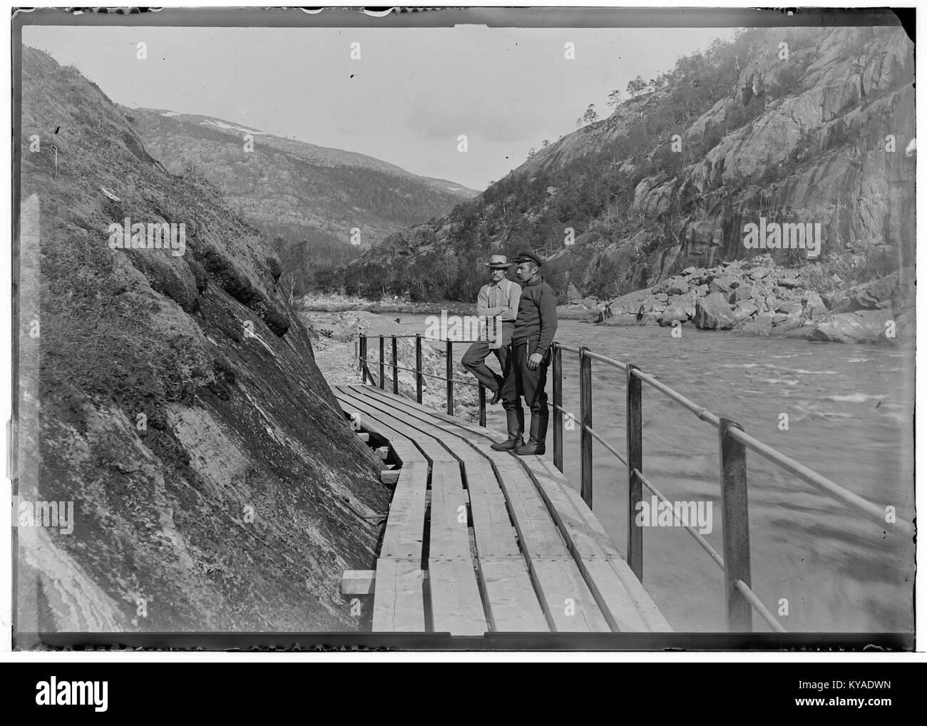 Storstrømmen i Visten, Nordlands amt - fo30141512150020 - Stock Image