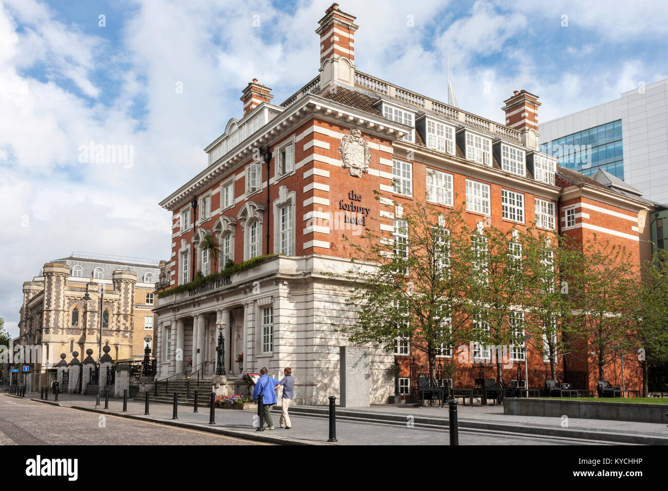 The Forbury Hotel, Reading, Berkshire, England, GB, UK - Stock Image
