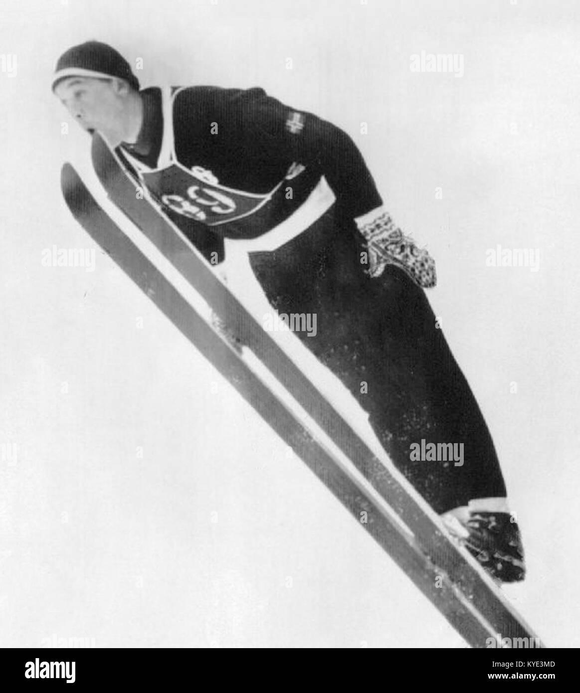 Torbjørn Yggeseth 1960 - Stock Image