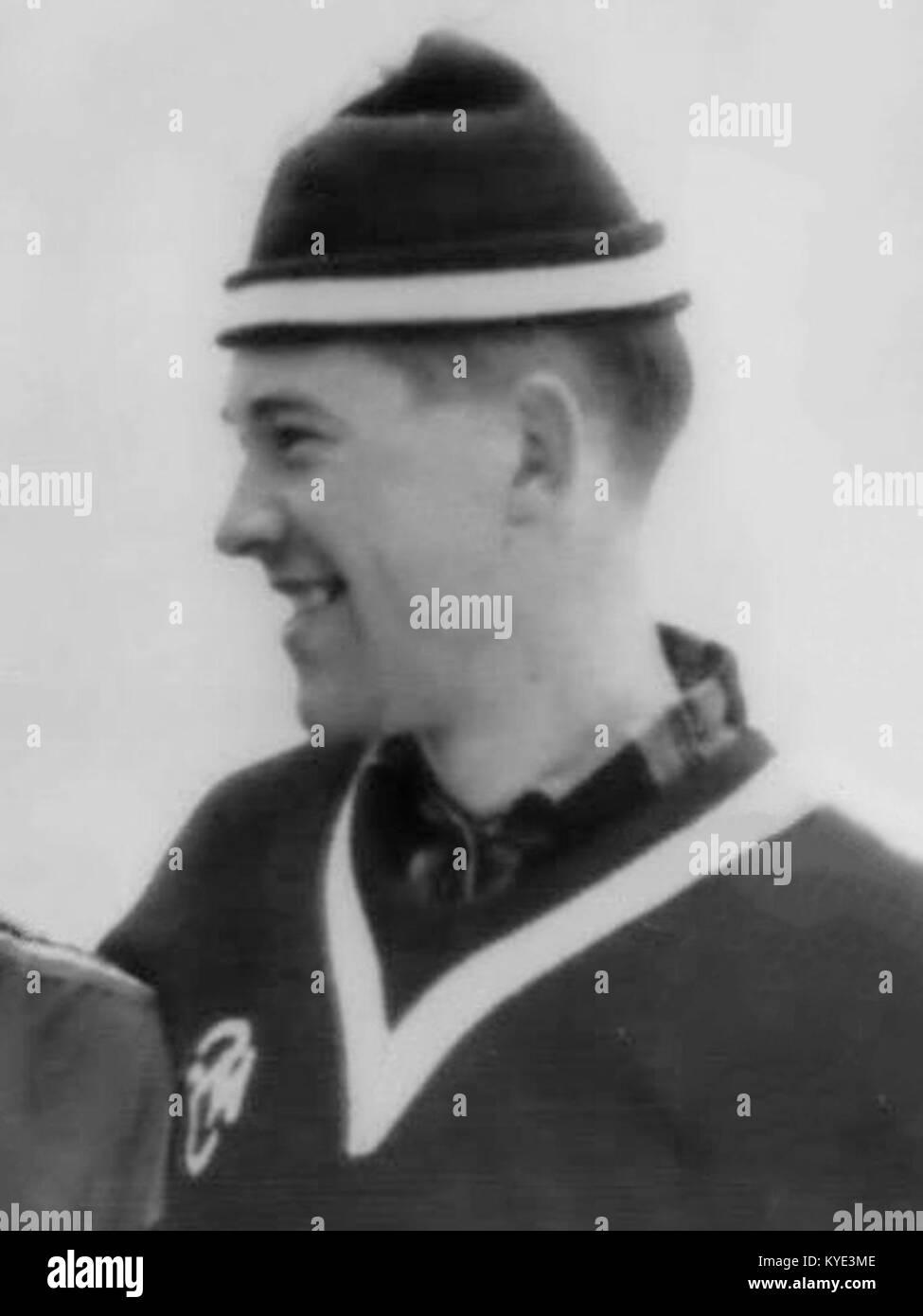 Torbjørn Yggeseth 1960b - Stock Image