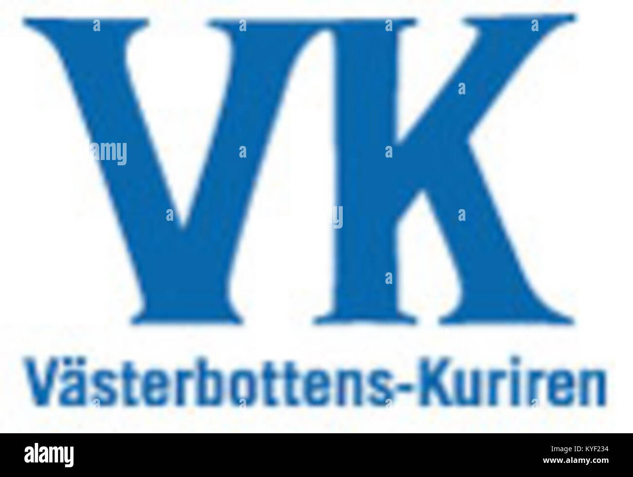 Vasterbottens Kuriren Logo